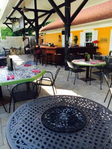Jessica Tuesdays' - outdoor dining